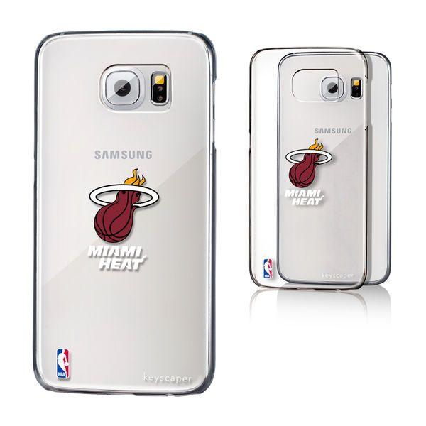 Miami Heat Galaxy S6 Clear Case - $19.99