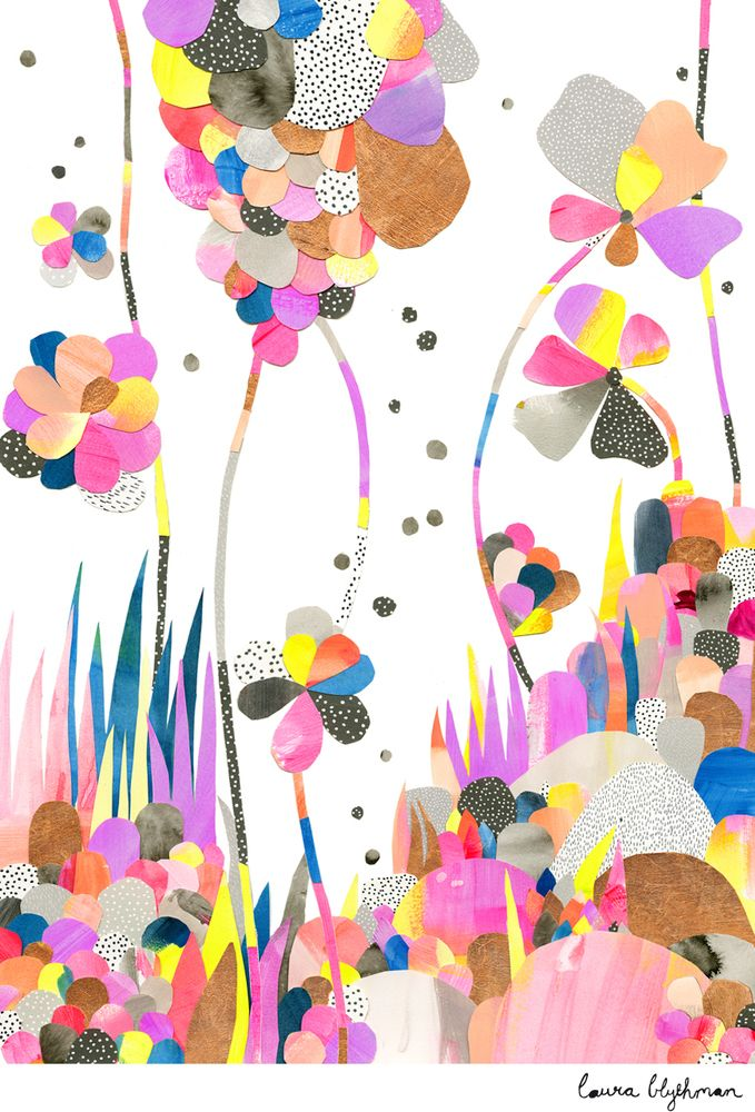 Laura Blythman — Limited Edition Print // JUNGLE POP