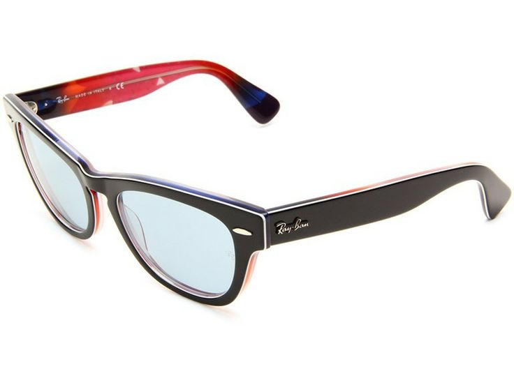 ray ban laramie sunglasses black blue orange  ray ban laramie sunglasses, black multi for $80.99