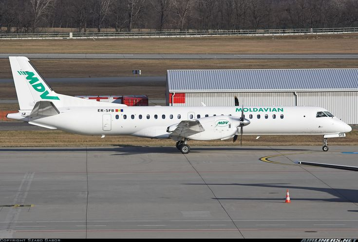 Saab 2000 - Moldavian Airlines | Aviation Photo #1456807 | Airliners.net