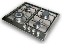 TECNO Stainless Steel Cooker Hob 60CM TZ 4000