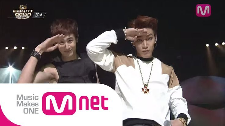 2PM_Hands Up (Hands Up by 2PM of M COUNTDOWN 2014.04.03)
