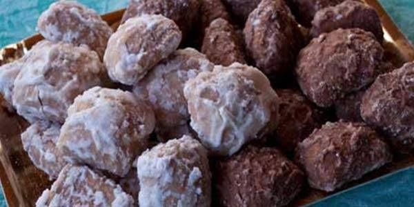 TETU'. In Sicilia è sempre ora di dolci. Figuriamoci in occasione delle feste. Uno dei biscotti (biscotto forse è un termine riduttivo. Usiamo