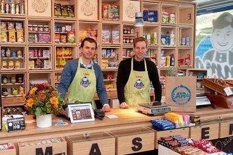 Emmas Enkel - an innovative German corner shop with a future on http://angelikasgerman.co.uk/emmas-enkel-an-innovative-german-corner-shop-with-a-future/
