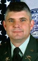 Army Capt. Bruce E. Hays  Died September 17, 2008 Serving During Operation Enduring Freedom  42, of Cheyenne, Wyo.; assigned to the Wyoming Joint Forces Headquarters, Wyoming Army National Guard, Cheyenne, Wyo.; died Sept. 17 in Gerdia Seria, Afghanistan, of wounds sustained when his vehicle encountered an improvised explosive device.