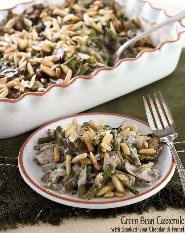 7 best images about healthy thanksgiving recipes on for Easy thanksgiving green bean recipes