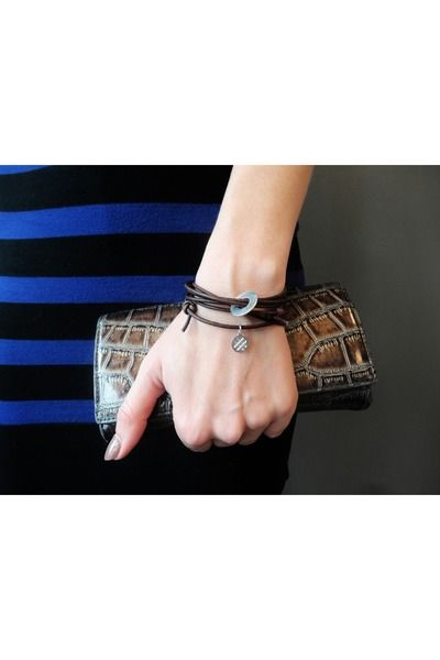Star bracelet for protection http://www.chictopia.com/photo/show/930828-Star+bracelet+for+protection-3wind-knots-accessories