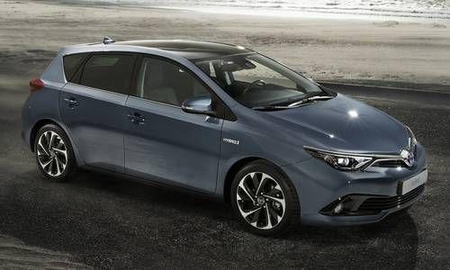 #Toyota #Auris. Le break compact de caractère.