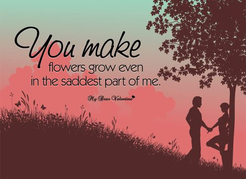 ... Saying Pinterest Sweet love, For her and Love quotes for him