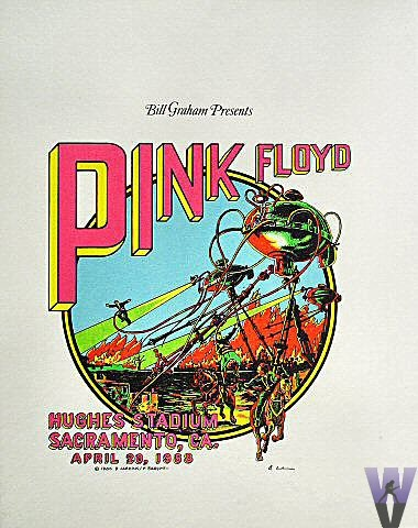 Pink Floyd in Sacramento                                                                                                                                                                                 More