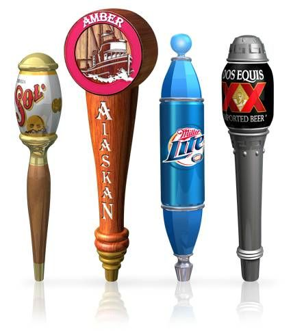 288 Best Images About Beer Handles Caps On Pinterest