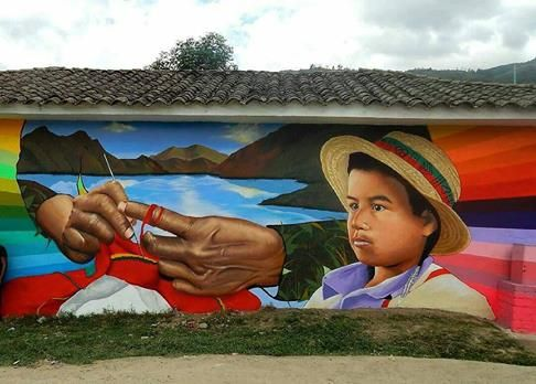 Facte in Toribío, Cauca, Colombia, 2016