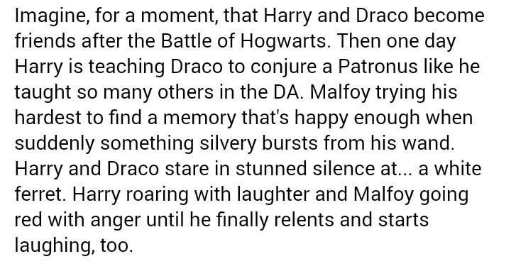 Harry Potter I need this to happen!!!