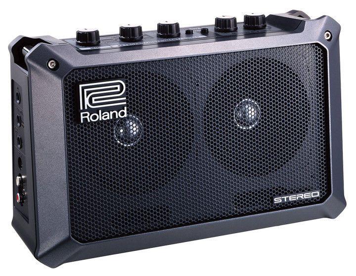 Roland Mobile Cube - Batterie-Amp in Musikinstrumente, Tasteninstrumente, Elektrische Keyboards | eBay