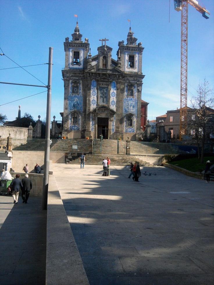 Igreja Santo Ildefonso | Porto