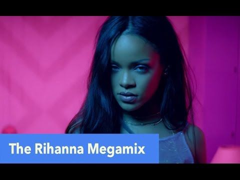 The NEW Rihanna Megamix (2016) - YouTube