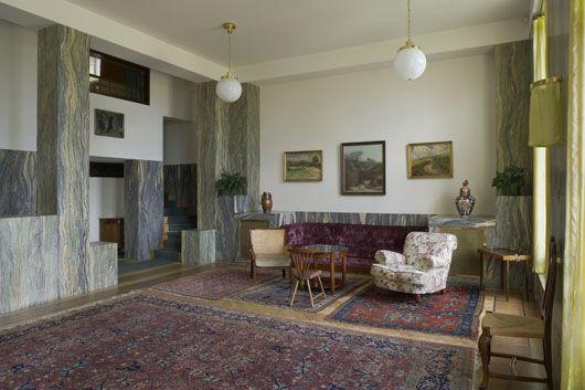 adolf loos interiors - Google Search | interiors ...