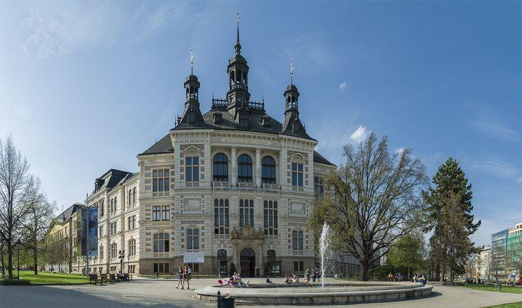 West Bohemian Museum in Plzeň, Czechia