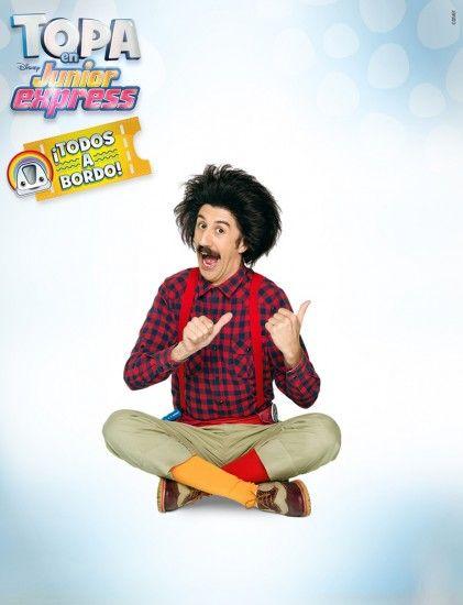 """Uno de las series favoritas de los niños, la que podemos ver diariamente por Disney Junior, """"Junior Express"""", con Topa como su destacado Capitán, se ha convertido realmente en una de la…"""