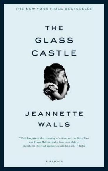 The Glass Castle: A Memoir by Jeannette Walls. Walls chronicles her upbringing at the hands of eccentric, nomadic parents--Rose Mary, her frustrated-artist mother, and Rex, her brilliant, alcoholic father. To call the elder Walls's childrearing style laissez faire would be putting it mildly. As Rose Mary and Rex, motivated by whims and paranoia, uprooted their kids time and again, the youngsters were left largely to their own devices.