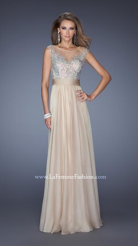 La Femme 19694 | La Femme Fashion 2014 - La Femme Prom Dresses - Dancing with the Stars