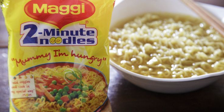 Nestle's Maggi Noodles Samples Found Safe By Government Approved Laboratory
