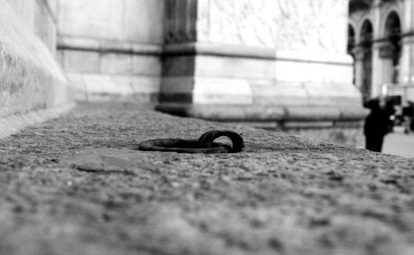 Duomo by Federico Poletti #milan #duomo #blackandwhite #photo