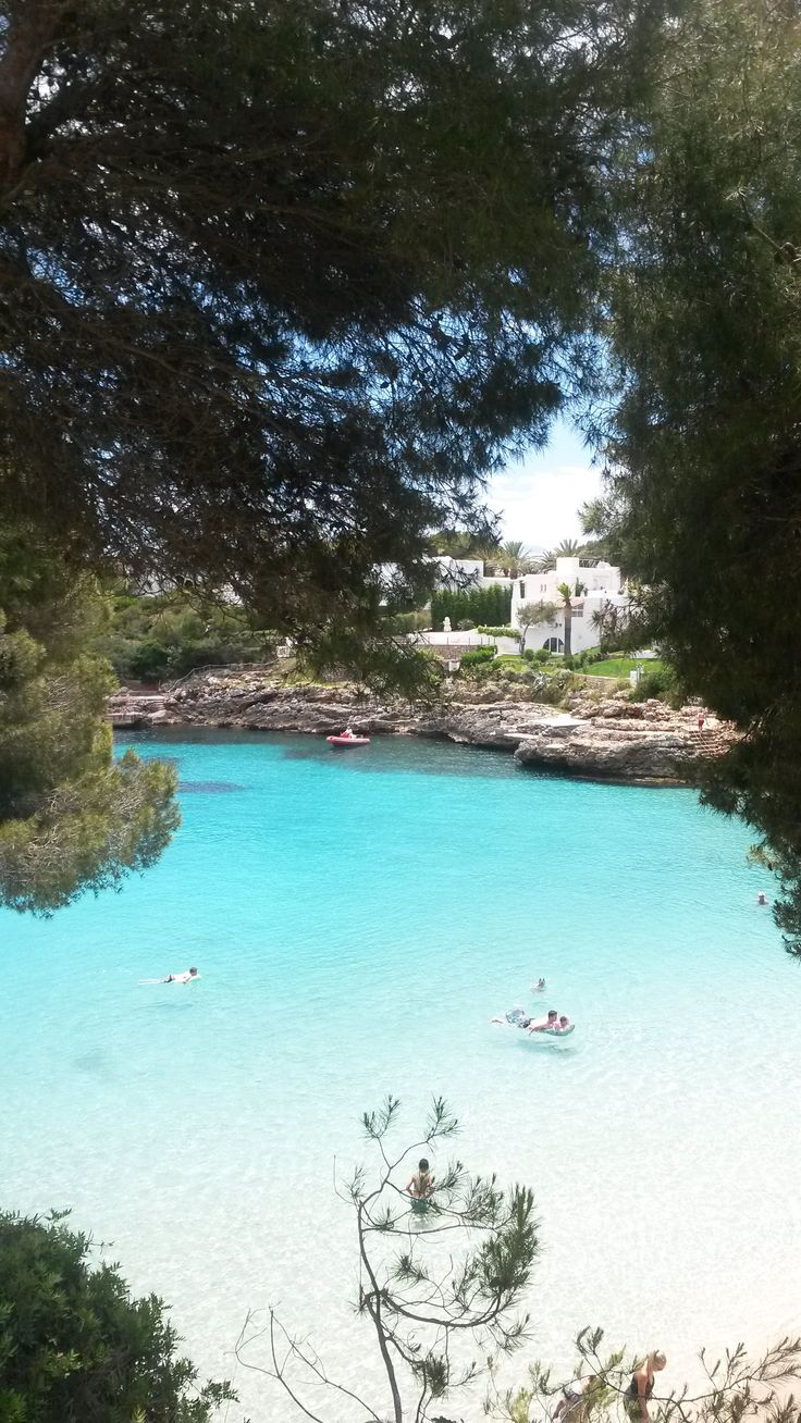 Enjoy the sea, the sun, the breeze...you are in Inturotel Sa Marina in Cala d'Or.