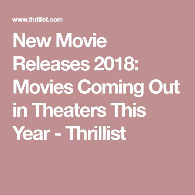 Movie theater release dates in Perth