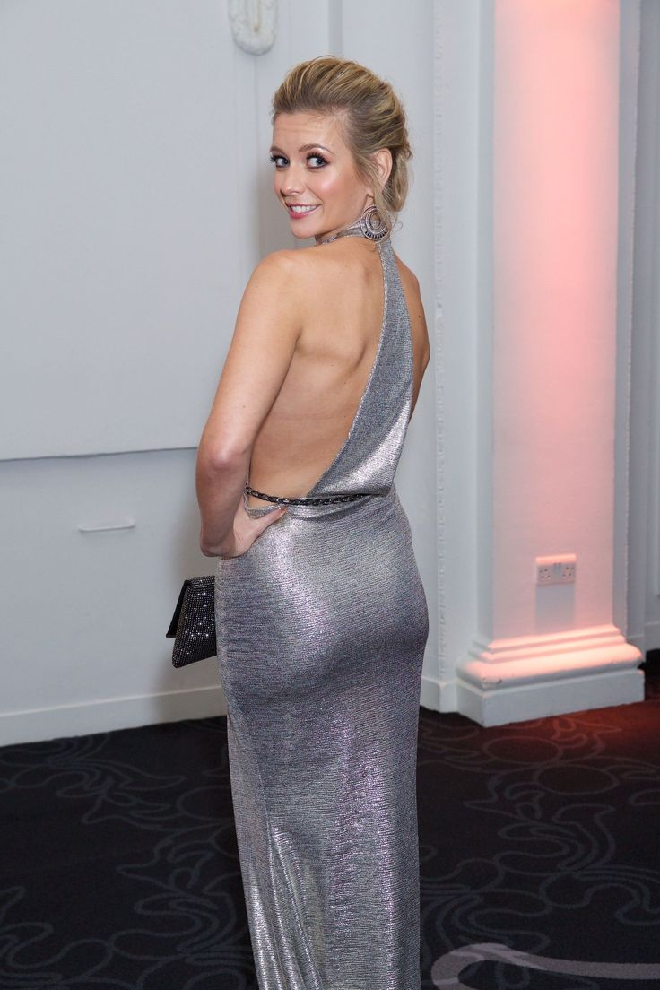 Rachel Riley ; pearly silver-grey and extremely bottomly!