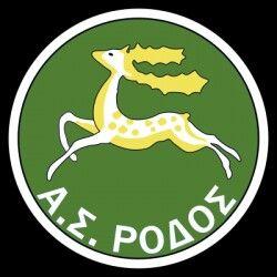 As Rodos, Fc, Football, Greece, logo, deer