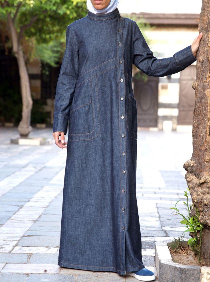 Denim Tokyo Jilbab - Jilbabs & Coats - Women