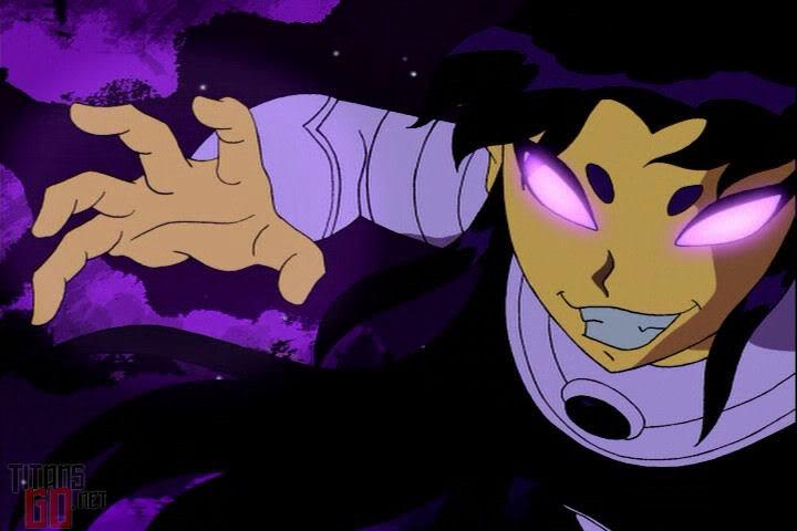 Voice Of Blackfire - Teen Titans Behind The Voice Actors