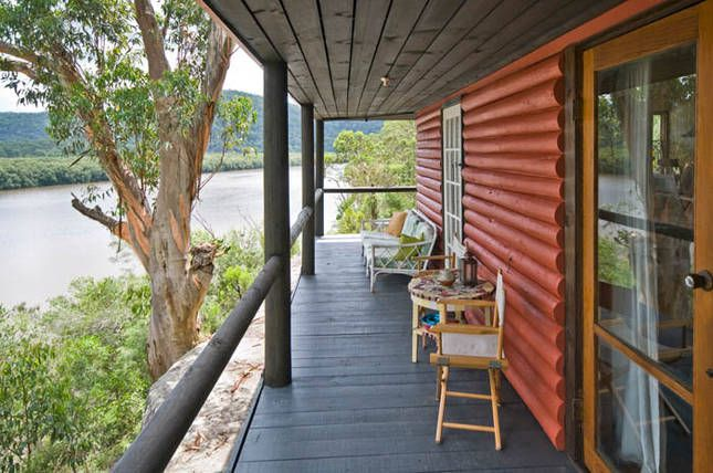 Lots of covered decks to do artwork under while not swimming in the rock pool or BBQing or kayaking