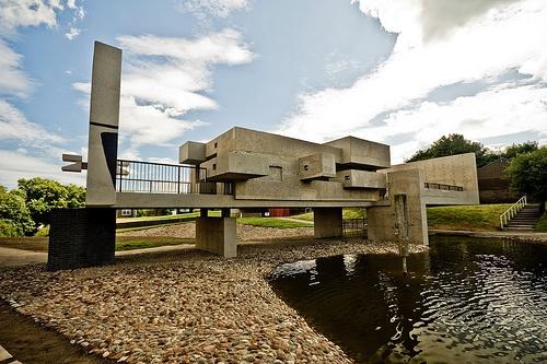 Apollo Pavilion Peterlee  County Durham  England