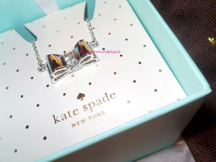 """kate spade New Moon River Pendant  Silver Pave Bow  Moon River Pendant Necklace  Darlin' petite  ~1""""+/1 Silver 3 D Bow    Take a Bow!  """"Moon River Pendant Necklace    darlin' petite   ~1""""+/1 Silver 3 D Bow    Take a Bow!    Original Price $79.00   This necklace is 16""""-17""""  and its design (the bow pendant) promises to get noticed as a darlin' finishing touch to any ensemble and to be your new """"go to"""" piece: day to night:  formal or informal : )  Original Price $79.00         l"""