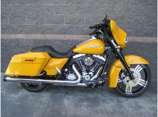 2013 Harley-Davidson FLHX - Street Glide 106002136 large photo