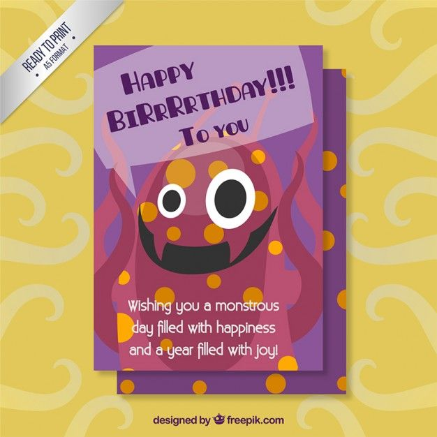 50 best Happy Birthday Card Templates \/ Plantillas para Tarjetas - happy birthday cards templates