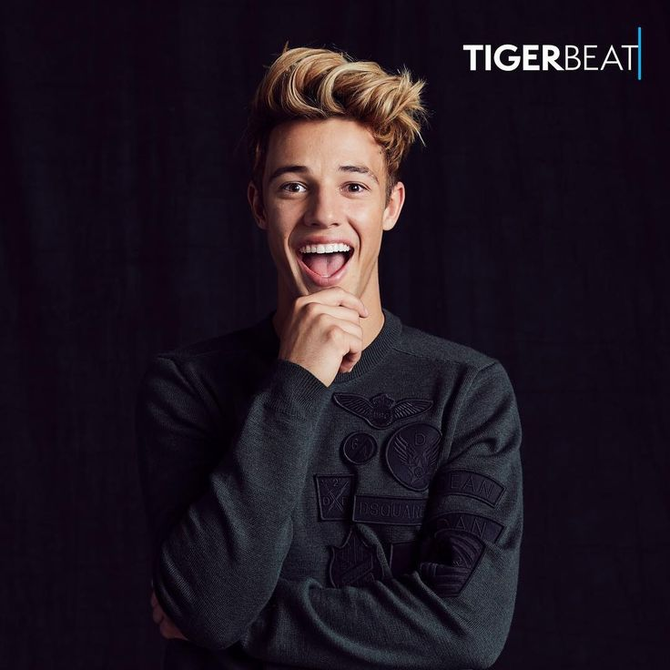 Cameron Dallas for TigerBeat