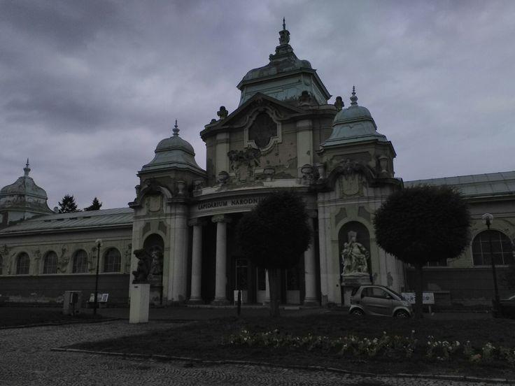 Lapidary Museum, Vystevice, Holesovice, Prague 7