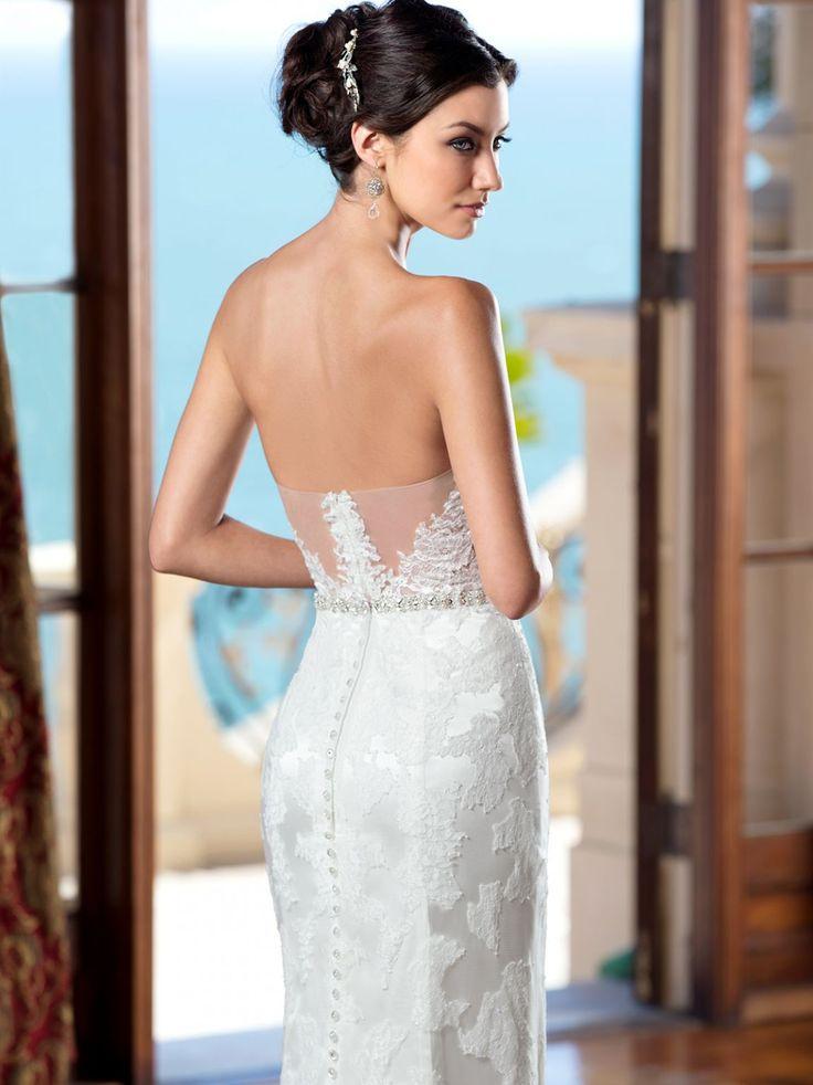 9 best Kitty Chen Wedding Dresses images on Pinterest Wedding - second hand k chen