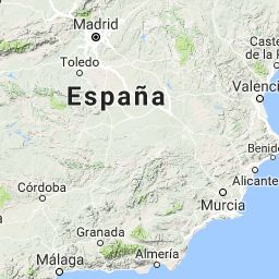 Latest UFO Sightings Maps: Spain - UFO Reports in Spain