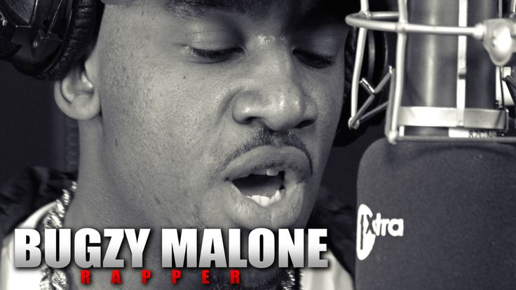 Fire In The Booth: Bugzy Malone