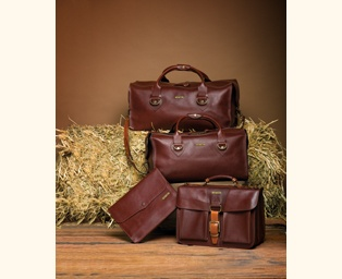 Handcrafted Leather    When R.M.Williams, started crafting boots, bush saddlery, saddlebags, whips and belts, he did it all by hand.    We still do it the same way today. Through meticulous attention to detail and superb craftsmanship, R.M's gear was top quality and highly durable.