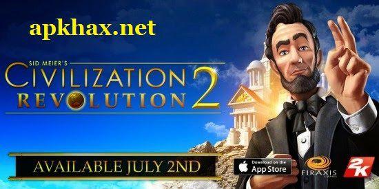 Civilization Revolution 2 v1.4.4 Apk Mod Full Version