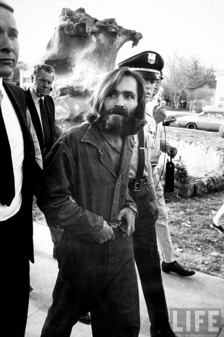 beautiful Charles Manson | Charles+manson+victims+list