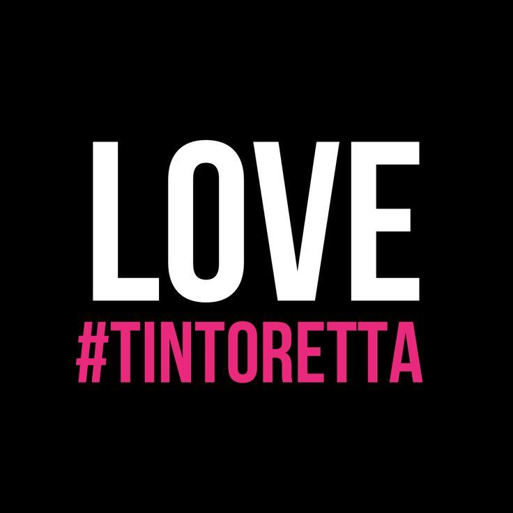 Love Tintoretta Tintoretta style