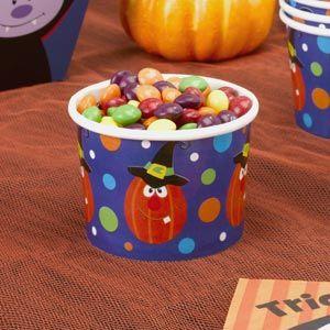 Halloween Party Pumpkin Tub