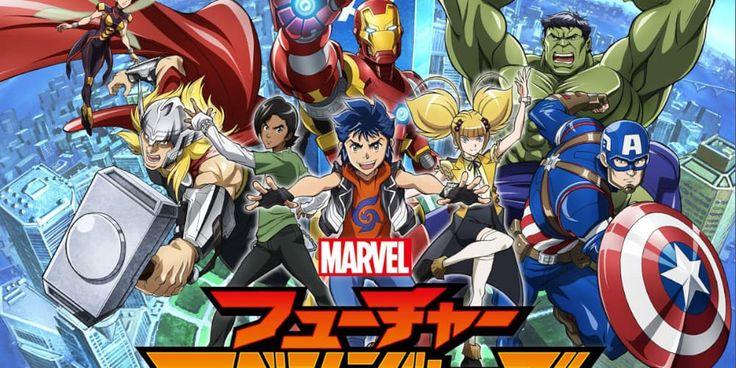 Marvel Anime Serien Stream