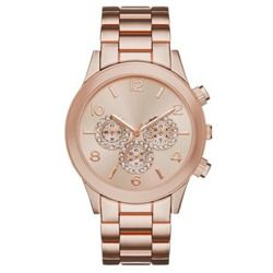 Attention Ladies Rose Gold Watch, Women's